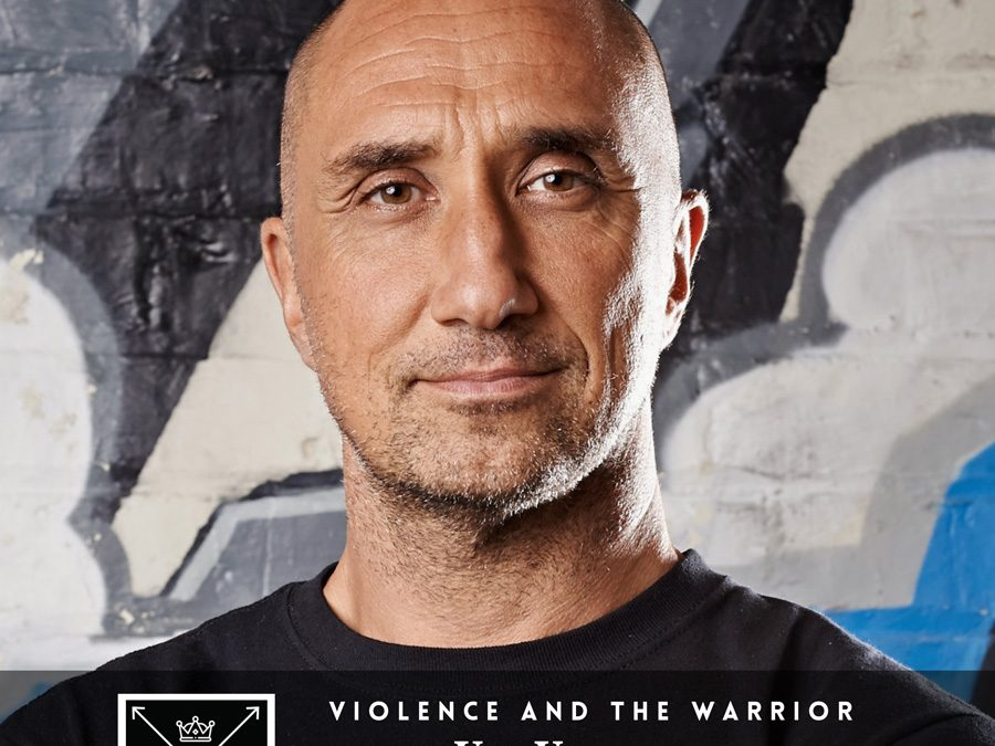 Vic Verdier: Violence and the Warrior